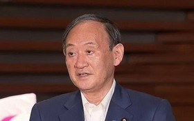 日本首相菅義偉