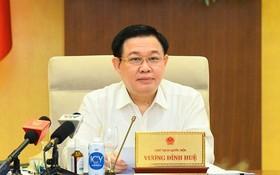 國會主席王廷惠