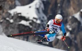希臘滑雪運動員安東尼烏