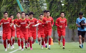 越南U23球隊培訓