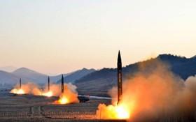 美將進行攔截朝鮮或伊朗導彈的試驗。(圖片來源:互聯網)