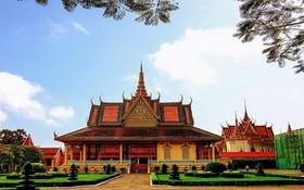 政府總理阮春福與夫人將於本月24至25日正式訪問柬埔寨。(圖片來源:互聯網)