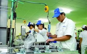 4月份有多家企業復業。