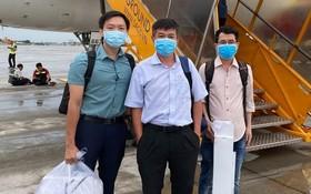 大水鑊醫院應急隊前往峴港協助治療