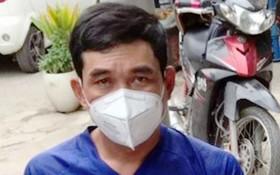 潘飛雄已被安江省公安拘押。