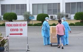 市熱帶病醫院22人疑似確診