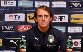 意大利球隊主教練曼奇尼(圖源:互聯網)