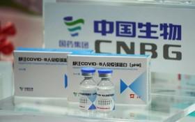 中國國藥集團生產的Vero-Cell 新冠病毒疫苗有效率可達78,2%。 (圖源:互聯網) 