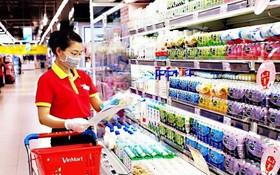 超市要確保商品充足。