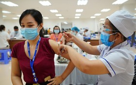 全市已注射180萬劑疫苗