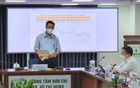 市新冠肺炎疫情防控指委會副主任范德海通報資訊。