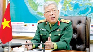 Deputy Minister of National Defence Sen. Lieut. Gen. Nguyen Chi Vinh (Photo: SGGP)