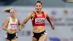 Athletics star nominated for Olympic invitation slot
