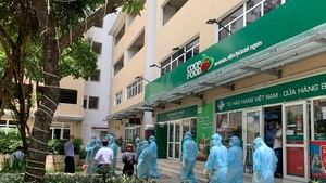 Apartment block in HCMC locked down over positive coronavirus case