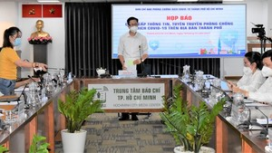 HCMC not yet decide date for Covid-19 vaccination for kids