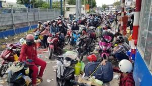 Mekong Delta authorities hold job fair for unemployed returnees