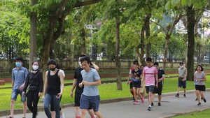 Hanoi ceases physical, sports activities from May 13