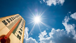 Northern, Central regions to face more 40-degree Celsius days