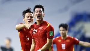 Striker Nguyen Tien Linh gains title of AFC's player of month