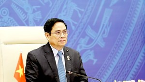 PM suggests strengthening ASEAN-US strategic partnership in different aspects
