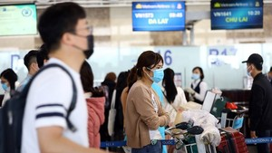 Mandatory quarantine period for air passengers from abroad extended to 21 days