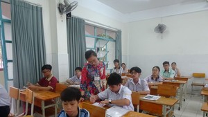 Senior-high school entrance exam in HCMC to have content adjustment