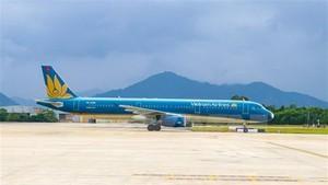 A Vietnam Airlines aircraft. Illustrative image (Source: VNA)
