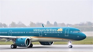Vietnam Airlines re-operates Hanoi-Can Tho route