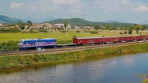 A railway in Vietnam (Photo: SGGP)