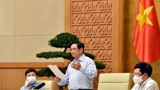 Thủ tướng quyết định bổ sung hơn 1.500 tỷ đồng phòng chống dịch