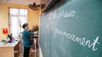 Nhà giáo tiếp tục được hưởng phụ cấp thâm niên. Ảnh: QUANG PHÚC