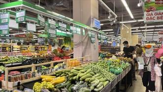 Một số siêu thị ở Hà Nội đang phải đóng cửa vì có nhân viên là F0