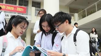 Thí sinh đạt 27 điểm trở lên bị trượt đại học sẽ được tạo điều kiện xét tuyển bổ sung. Ảnh: VIẾT CHUNG
