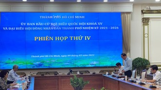 TPHCM đã có 2 người tự ứng cử đại biểu Quốc hội và HĐND TPHCM