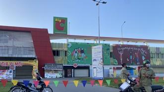 Cách ly khu vực thuộc siêu thị BigC, Đồng Nai từ 5 giờ ngày 17-6