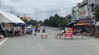 TP Biên Hòa vượt mốc hơn 1.500 bệnh nhân Covid-19