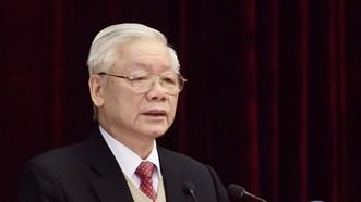 Xem xét, đề cử nhân sự 4 chức danh lãnh đạo chủ chốt khóa XIII
