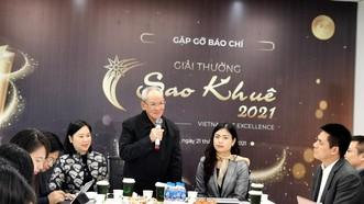 Chính thức phát động chương trình Giải thưởng Sao Khuê 2021