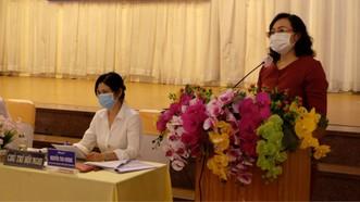 Cử tri quận Bình Thạnh mong ứng cử viên quan tâm, đốc thúc dự án rạch Xuyên Tâm
