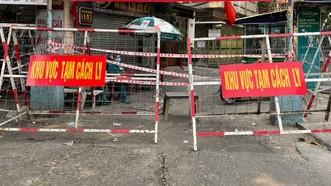 Quận Bình Tân: Phát hiện 2 trường hợp nghi mắc Covid-19