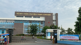 Bệnh viện huyện Bình Chánh chuyển đổi công năng trở thành Bệnh viện điều trị Covid-19 từ ngày 25-6