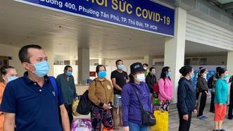Ngày 26-7, TPHCM có thêm 2.115 bệnh nhân Covid-19 được xuất viện