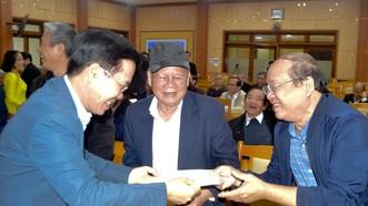 Trưởng Ban Tuyên giáo Trung ương chúc tết tại Quảng Ngãi
