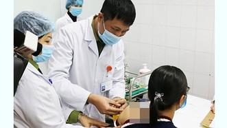 Nữ tình nguyện viên được tiêm vaccine phòng Covid-19 Nano Covax liều cao nhất, ngày 12-1-2021