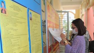 Bình Dương: Thành lập đoàn kiểm tra công tác chuẩn bị bầu cử