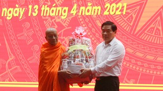 Sóc Trăng: Hộ nghèo là người dân tộc Khmer giảm hơn 4,11%