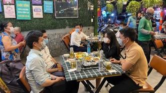 TPHCM điều chỉnh bộ tiêu chí tại các cơ sở kinh doanh dịch vụ ăn uống