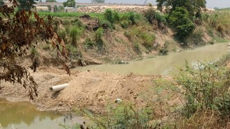 Đình chỉ công ty khai thác cát đắp đập, ngăn sông gây ô nhiễm trên sông Đa Nhim