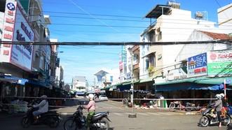 Phong tỏa toàn bộ thị xã La Gi từ 12 giờ ngày 24-7.