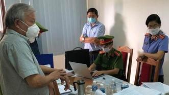 Khởi tố nguyên Tổng Giám đốc và Phó Tổng Giám đốc Công ty lâm nghiệp Bình Thuận